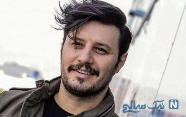 عکس جدید جواد عزتی و رعنا آزادی ور در پشت صحنه سریال زخم کاری