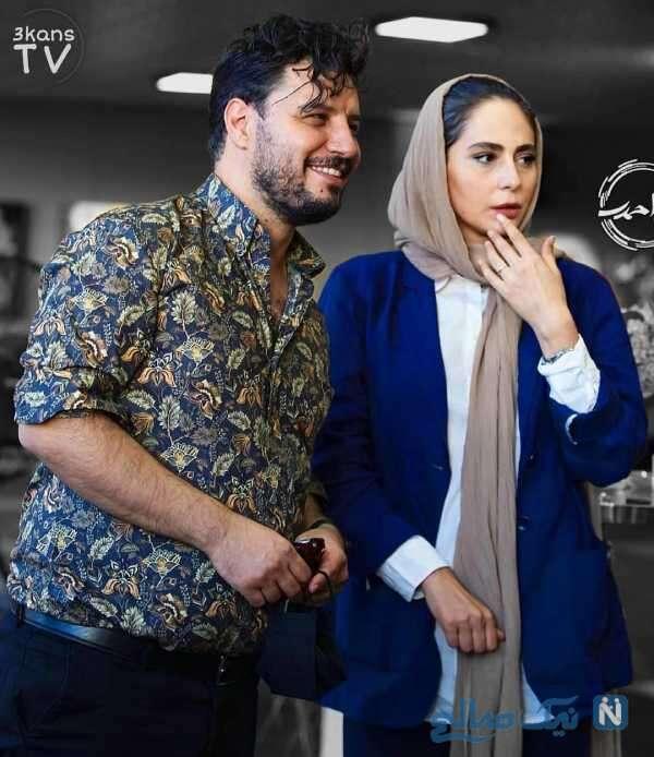 رعنا آزادی ور و جواد عزتی بازیگران زخم کاری