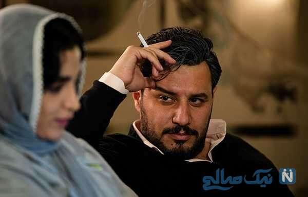 گوشی موبایل چند میلیارد تومانی جواد عزتی در زخم کاری