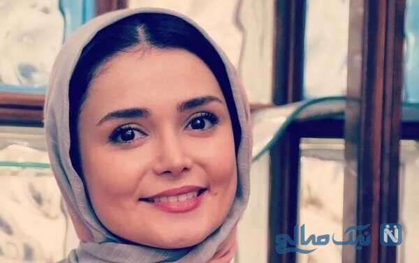 ازدواج کیمیا گیلانی مجری برنامه نما به نما شبکه آی فیلم در اولین روز پاییز
