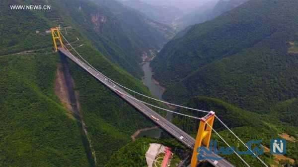 پل های ترسناک دنیا