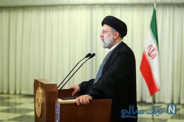 سخنرانی آیت الله رئیسی در سازمان ملل