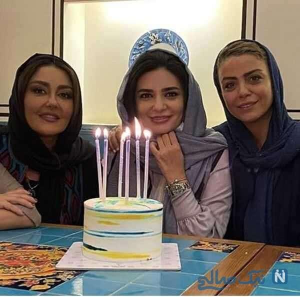 جشن تولد لیندا کیانی