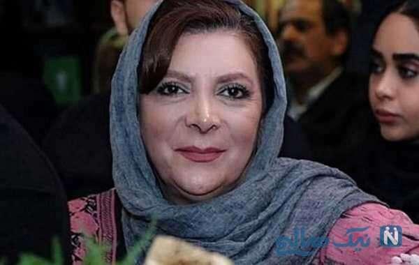 تصاویر نامزدی مهوش وقاری و محسن قاضی مرادی که خانم بازیگر منتشر کرد