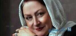 استایل پاییزی مریم امیرجلالی بازیگر سینما در خارج از کشور
