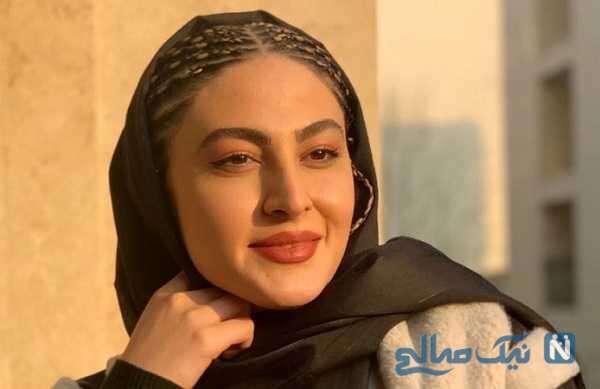 استایل پاییزی مریم مومن بازیگر زیبا و جوان سینمای ایران