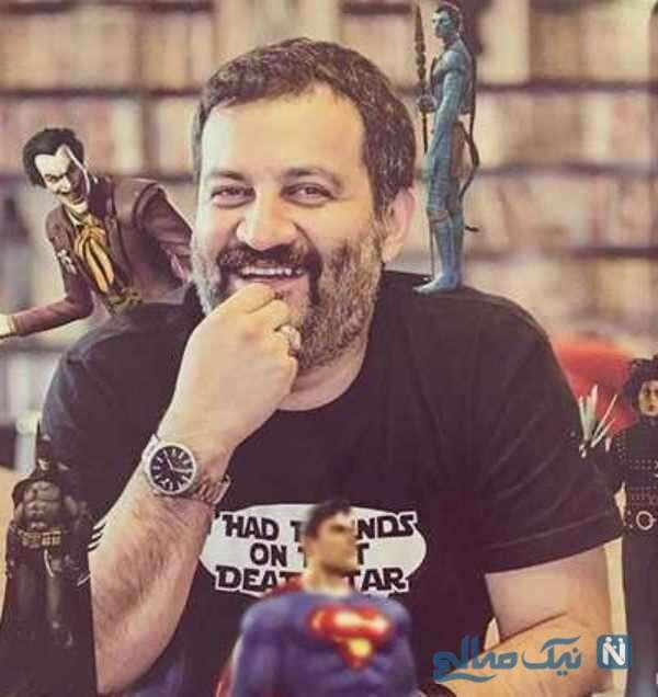 نویسنده مشهور ایرانی