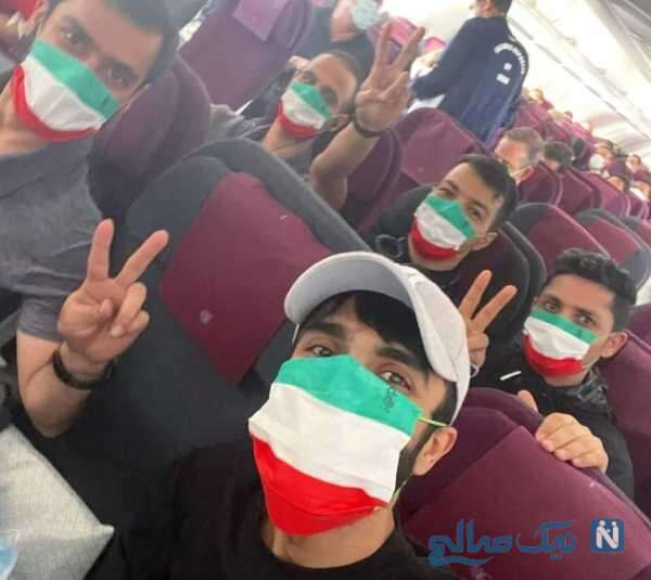 مهراد جم در راه بازگشت به کشور