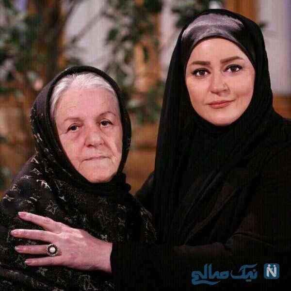 مادر نعیمه نظام دوست بازیگر
