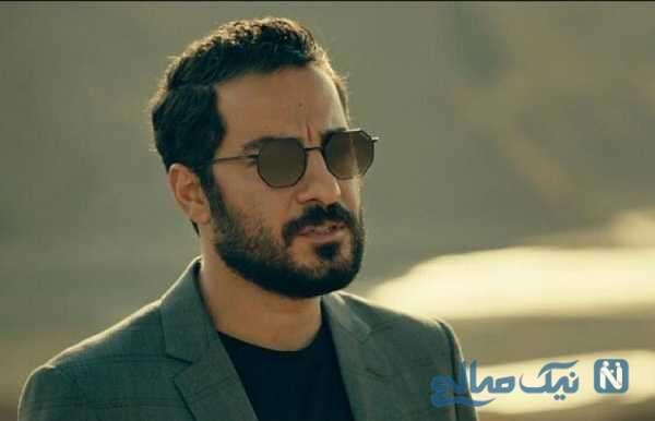 دلخوری و اعتراف نوید محمدزاده هنرپیشه که بله من زبان انگلیسی بلد نیستم
