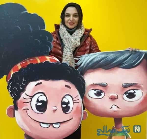 قصه گویی الهام پاوه نژاد