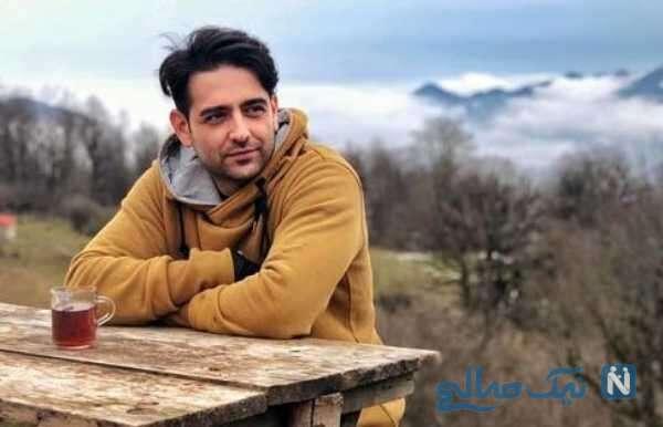 بازیگر مشهور ایرانی