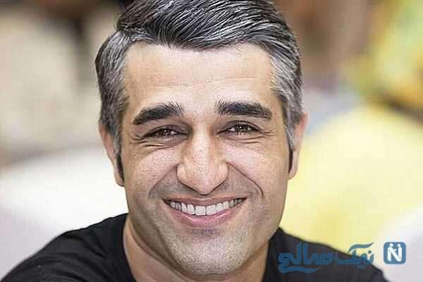 سلفی جالب رضا عطاران و پژمان جمشیدی در پشت صحنه فیلم شیشلیک