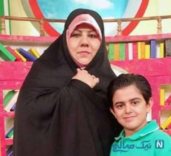 امیر محمد متقیان و مادرش