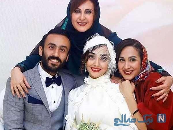 خانواده فاطمه گودرزی بازیگر زن ایرانی