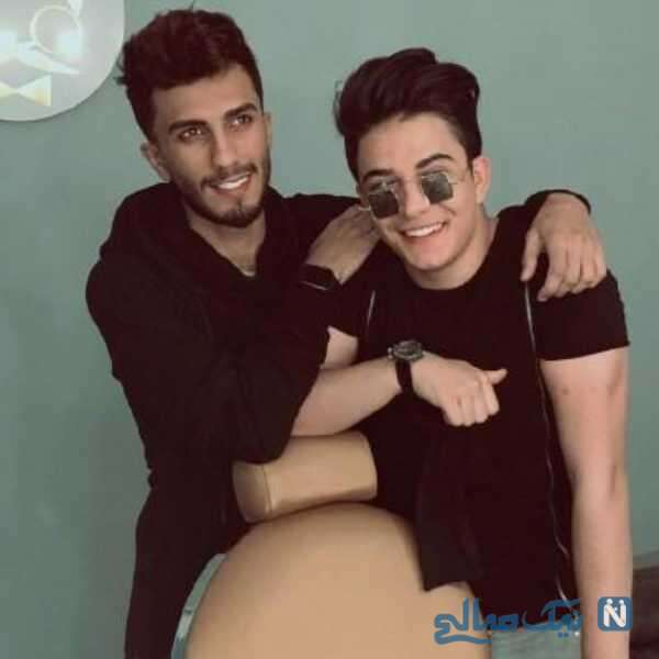 خواننده جوان ایرانی