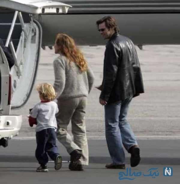هواپیمای خصوصی جیم کری