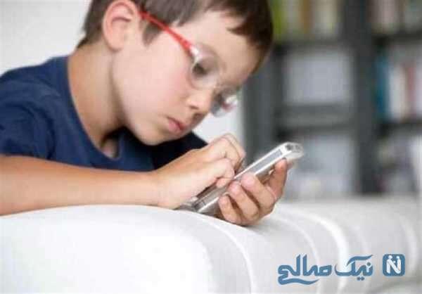 خطرهای تلفن همراه برای کودکان