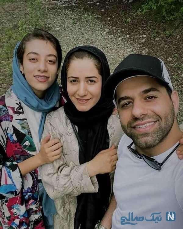 رضا بهرام و خواهرانش