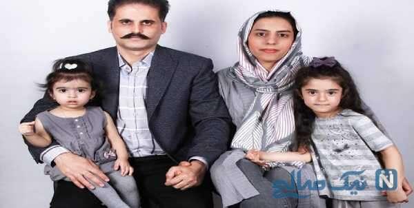 پدر و مادر رونیکا رجبی