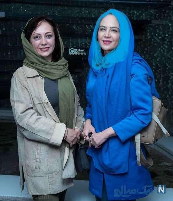 خواهران معروف سینمای ایران