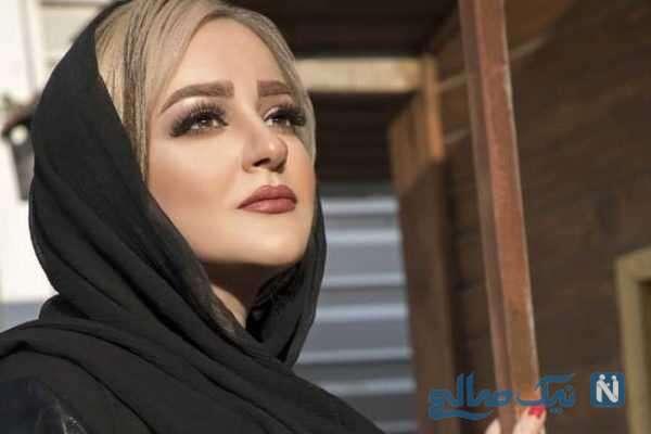 نعیمه نظام دوست و شیوا خسرو مهر بازیگر سینما در مزون لباس