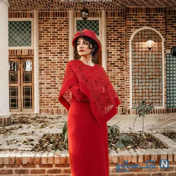 ست زیبای بازیگر زن ایرانی