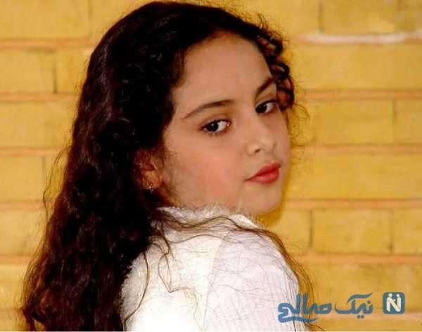 کودکی خانم بازیگر