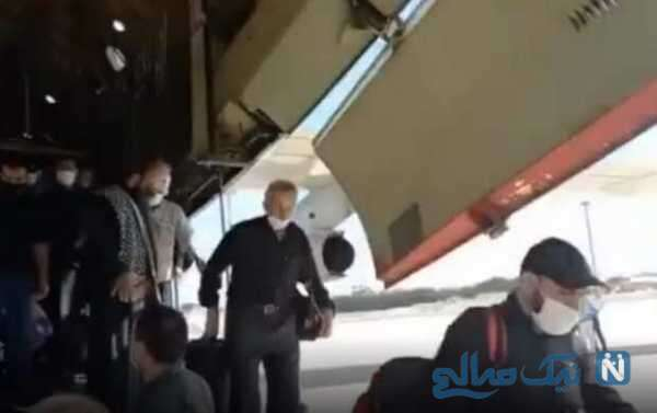 هواپیمای باربری تهران به نجف