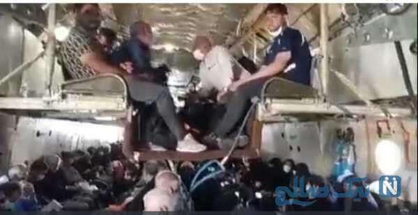 هواپیمای دو طبقه مسافران اربعین