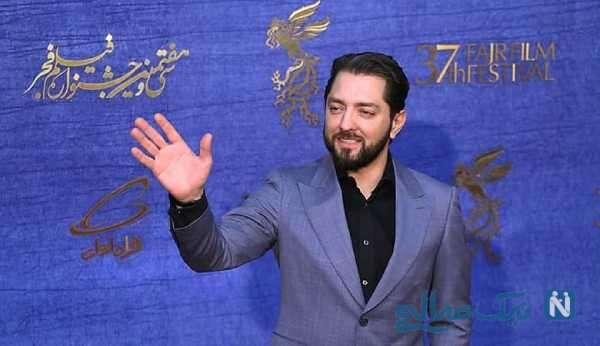 بهرام رادان بازیگر سینما