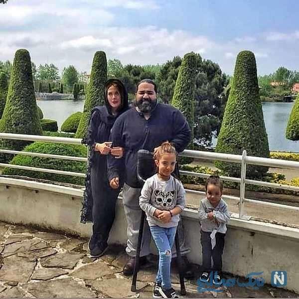 خانواده خواننده ایرانی