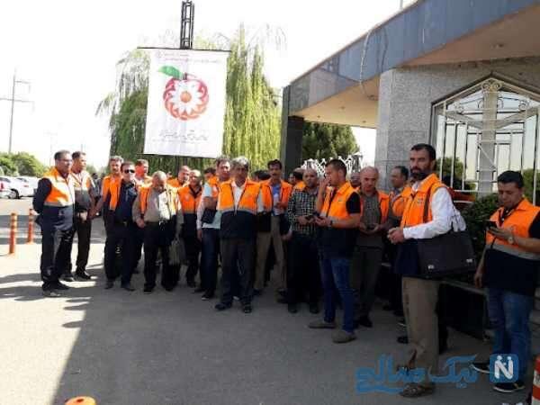کارکنان عوارضی