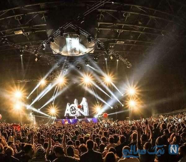 ایرانیان در کنسرت های ترکیه