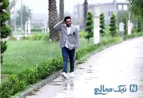 عکس از ویلای محمدرضا گلزار