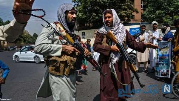 جنایات گروه طالبان