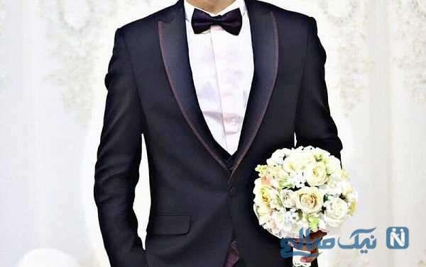 مراسم ختم پسر جوان که گفته می شود شب عروسی اش فوت کرده