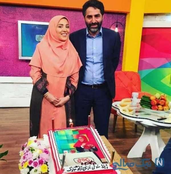 جشن تولد ژیلا صادقی