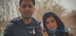 سومین سالگرد جشن ازدواج علی سخنگو و همسرش سارا نجفی