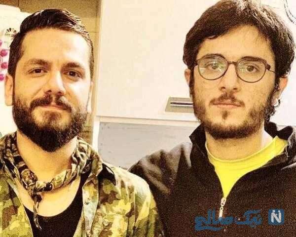 عباس غزالی و برادرش یونس