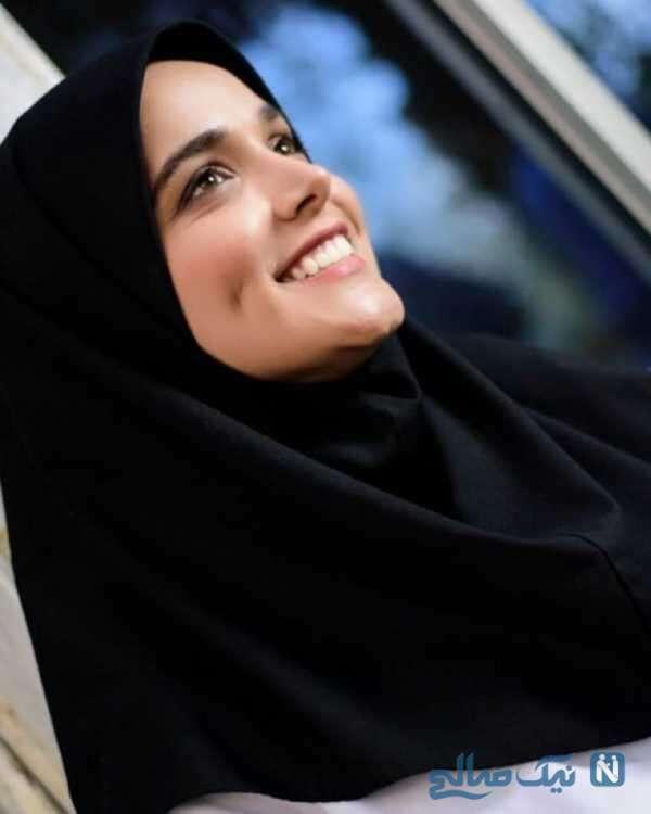 سارا باقری بازیگر جوان