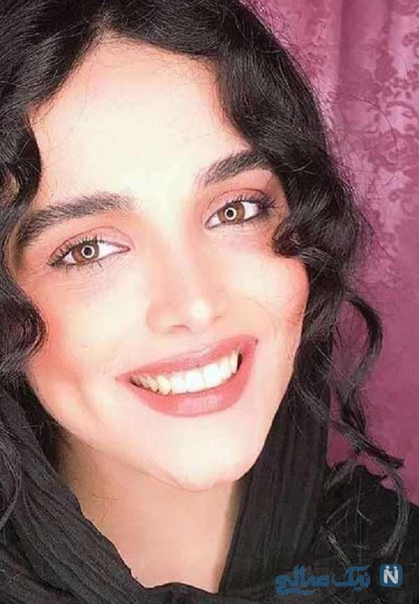 چهره جدید سارا باقری