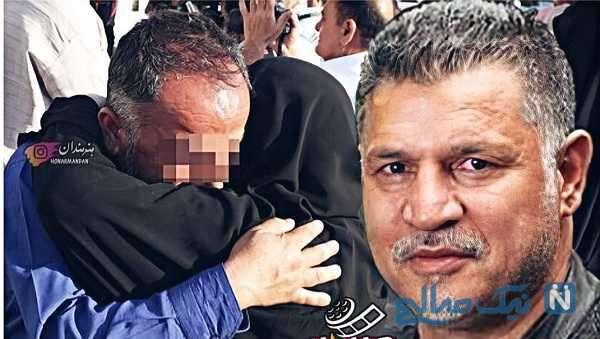 مشارکت علی دایی در آزادی 18 زندانی