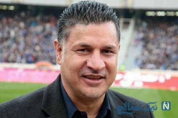 علی دایی بازیکن سابق تیم ملی فوتبال بار دیگر ۱۸ زندانی را آزاد کرد