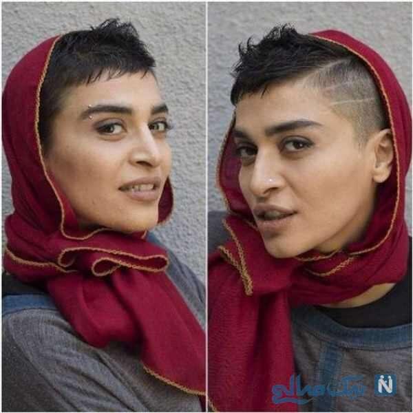 مدل موی پسرانه اندیشه فولادوند