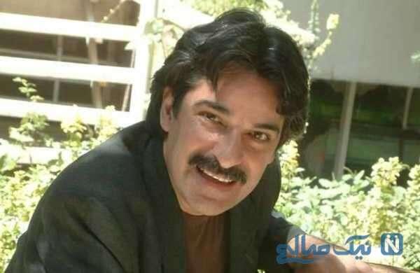عکس کمتر دیده شده از اردلان شجاع کاوه بازیگر سلمان فارسی کنار همسرش