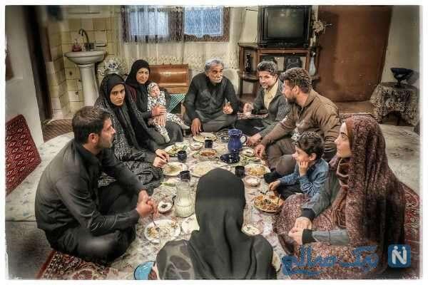 شام دورهمی خانواده قلی پور