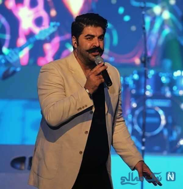 کنسرت خواننده ایرانی