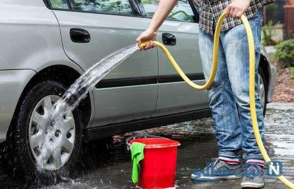 شستشوی ماشین ها