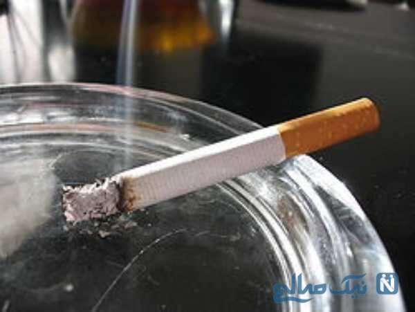افراد سیگاری